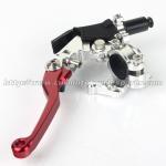 Quality CNC Billet Motorcycle Brake Folding Clutch Lever Clutch Handle For Dirt Bike for sale