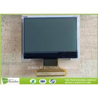China Customized  COG FSTN 128 X 64 Graphic Lcd Display With 8 Bit MCU Interface on sale