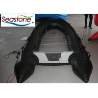 Quality Dismountable Aluminium Floor Inflatable Sport Boats Innovative Design Easily Stowed High Safety for sale