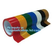 Quality Easy Tear Packaging Duct Tape,duct tape colored duct tape,Free sample air conditioner colored custom printed pvc cloth d for sale