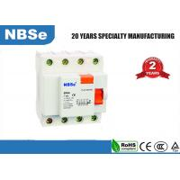 Quality RCCB AC Type Residual Current Circuit Breaker FP 30 MA - 40 A Current for sale