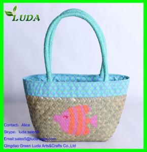 Quality Mini sea grass stylish tote bag for sale