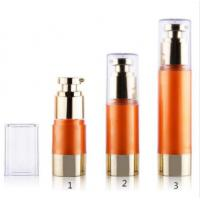 Quality 15ml 30ml 50ml Plastic Cosmetic Airless Pump Bottle For Serum for sale