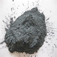 Quality Abrasive materials grains of black silicon carbide for polishing for sale