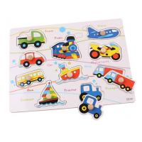 China wooden educational toys for kids CARS on sale