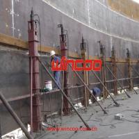 Buy cheap 10 tons to 80 tons Simple Tank Jacking System Used for Tank Construction from wholesalers