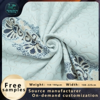 Quality 180gsm Mattress Ticking Cover Fabric for sale
