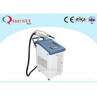 Quality Art Restoration Laser Rust Removal Machine For Stone Statue / Emboss Historical Relics for sale