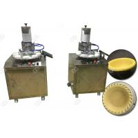 Buy Egg Tart Dough Maker Machine Commercial Custard Tarts Forming Machine at wholesale prices