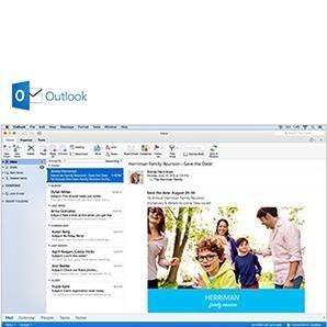Microsoft Office 2016 Professional Software + COA License 1pc + Usb Flash Retailbox