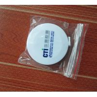 Quality Custom printed logo small round tape measure for sale