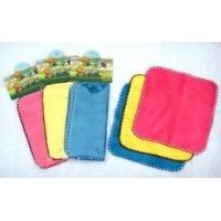 Quality Small Handkerchief 22.5*22.5cm, Microfiber Handkerchief  as hand towel(UT-142) for sale