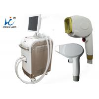 Quality Painless Technology Vacuum Laser Hair Removal Diode Laser Machine For Women for sale