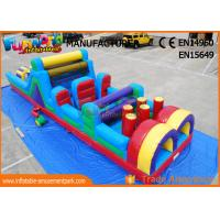 sports challenge outdoor inflatable obstacle course for adults ce ul rh inflatableamusementpark quality chinacsw com