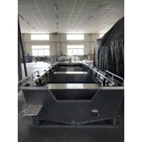 Quality 14 Feet All Welded Aluminum Boats , Aluminum Craft Boats 1.5M Height for sale