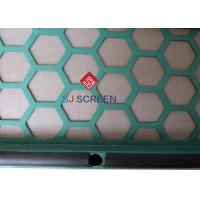 Quality SJ- VSM 300S Green Shale Shaker Screen , Small Vibrating Screen For Industry for sale