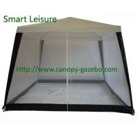 Buy cheap Pop Up Gazebo Waterproof Canopy Awning Marquee Party Tent PVC Coating from wholesalers