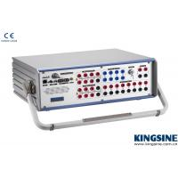 Buy cheap Intelligent Substation Protection Relay Testing K3163i Variable Battery from wholesalers