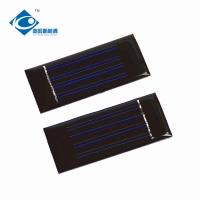 Quality 4 Battery Laminated Epoxy Solar Panel Photovoltaic Mono Silicon Cells High Efficency for sale