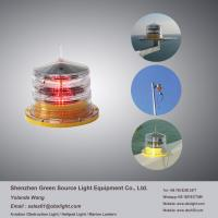 China GS-LS/G Solar powered aircraft warning light system for power transmission tower on sale