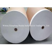 China Moistureproof PLA Coated Paper Beverage Use Double Wall Eco Friendly on sale