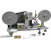 Quality White Color  R.C.A Scroll Abrasion Tester In Abrasion Test Instrument for sale