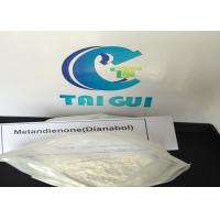 Quality Muscle Building Oral Anabolic Steroids Methandienone Powder 72-63-9 for sale