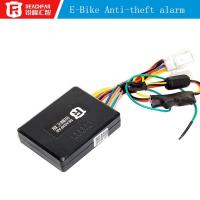 China gps tracker online tracking with built-in gps antenna RF-V12+ Electric tracker on sale
