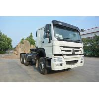 China SINOTRUCK HOWO 420HP 6x4 50 Tons Trailer Truck For Sale Tanzania on sale