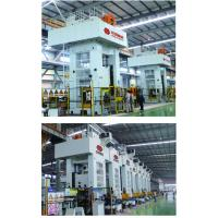 Quality Closed Type Automatic Metal Stamping Machine , Single Point Hydraulic Press Machine for sale