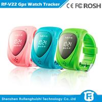 Quality gsm gprs personal gps watch tracker child gps tracker bracelet for sale