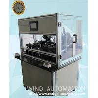 China Four station Ceiling fan winding machine with servo system Ventilator winder on sale