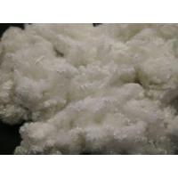Quality 3DX64MM PSF siliconized raw white 100%polyester A Grade fiber for sale