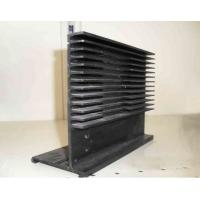 Buy cheap Black Anodizing Extruded Aluminum Heatsink Extrusions for Machine from wholesalers
