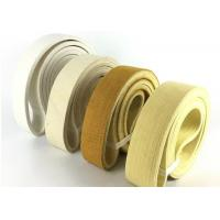 Quality Nomex Endless Felt Belt Cushion / Aluminum Profile Felt Cover Customized Length for sale