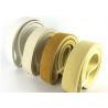 Nomex Endless Felt Belt Cushion / Aluminum Profile Felt Cover Customized Length for sale