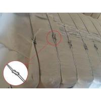 Quality What Is Baling Wire? Phosphated Steel Wire Quick Link Bale Ties,Baling Wire, Double Loop Wire Ties, Steel Wire Ties for sale