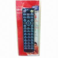 China Universal Remote Control with LED Backlight and Powerful IC on sale