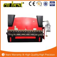 Quality hydraulic sheet bending machine for sale