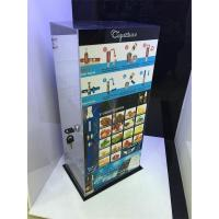 Quality clear acrylic e-liquid display case stand display rack display box for sale