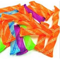 Quality Mesh Sleeving Boinks Fidget Toys Enclosed In Woven Plastic 3cm Width for sale