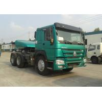 Quality 290HP Diesel Engine HOWO Prime Mover , 40 - 50T Payload Reliable Prime Movers for sale