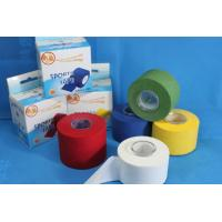 Quality Surgical Elastic Waterproof Sports Tape 2.5cm 3.8cm 5cm 10cm Medical Bandage Tape for sale