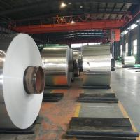 Quality 0.018mm-0.025mm Industrial Aluminum Foil Rolls for Food Packaging Stable for sale