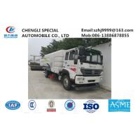 Quality Factory sale good price SINO TRUK STEYR road sweeping vehicle for sale, road cleaning vehicle for sale, street sweeper for sale