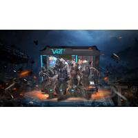 9D Virtual Reality Shooting Game Multiplayer VR Zombie Game
