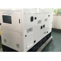 Quality Water Cooled Cummins Diesel Generator Set 16.5:1 Compression Ration for sale