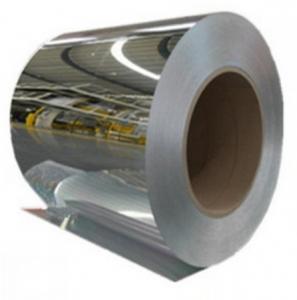Quality Laminate Mirror Finish Aluminium Sheet Highly Reflective Washable For Lighting for sale