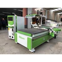 Quality Strong Anti Interference CNC Wood Cutting Machine For Wood And Metal Industry for sale