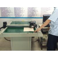 Quality Graphic carton box sample maker cutting machine for sale